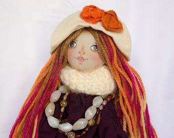Tilda Doll, Handmade doll, cloth doll