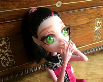 OOAK Monster High Doll Draculaura