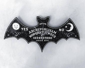 Ouija Bat Clock