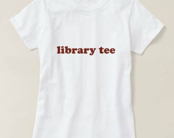 Student Library T-Shirt