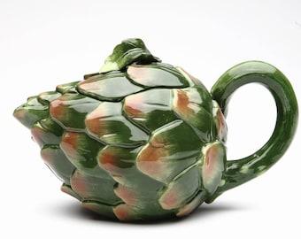 Veggie Teapot - Artichoke