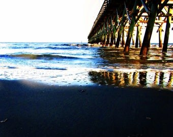 Tide and Pier