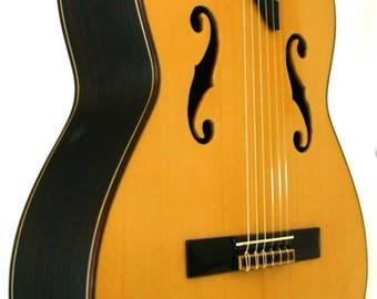 Classical guitar TOLEDO TC-2Z. Violin