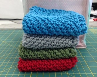 Knit Dish Clothes