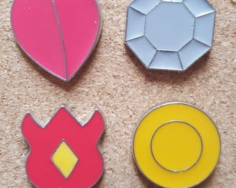 Pokemon Badge Pack