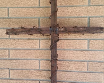 Fence Post Cross