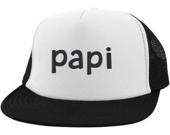 Papi Chulo Hat Papi Hat Papi Cap Papi Dad Cap Dad Hat Papi Trucker Hat Papi Dad Hat Papi Drake Cap Fathers Day Papi Drake Hat Papi Chulo