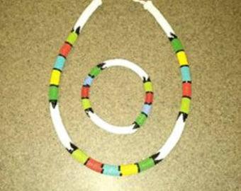Handmade Zulu/ Ndebele beads