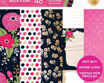 Craft Smith - Bella Flora Premium Cardstock
