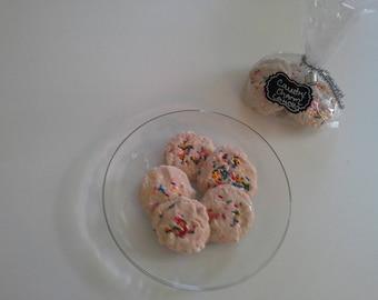 wax tarts, sugar cookie, super scented, for tart burners