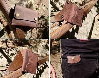 men's wallet, men's leather wallet,