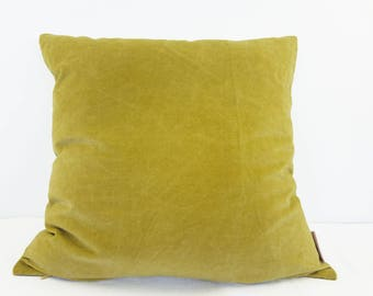 Sunflower Yellow Sofa or Bed Cushion