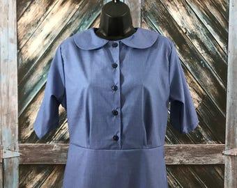 Custom Ladies Shirt Dress