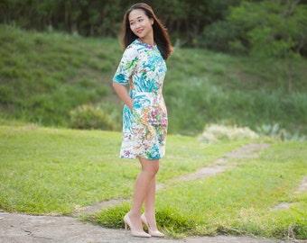 Womens Dress PDF Pattern | Dress PDF Pattern for Women | Dress PDF Pattern | Ladies pdf Pattern | Women Sewing Pattern | Digital Sewing