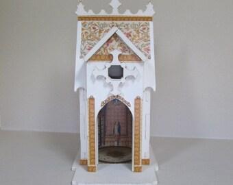 Miniature Elegant Gothic Chapel