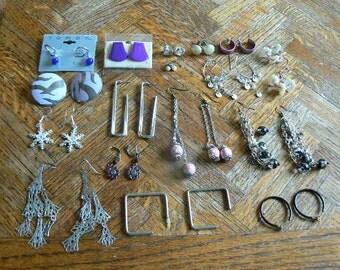 Earring Lot (17 sets)