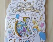 Disney Alice in Wonderland Sticker Flakes - Set of 50