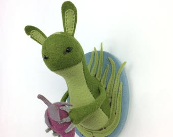 WEEKEND CREATURE SALE - For You - soft sculpture monster