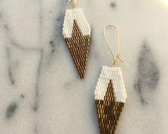 Silent Arrow Earrings