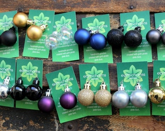 Ornament Earrings - Buy Three Get One Free