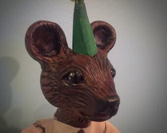 Puppet Art Party Bear
