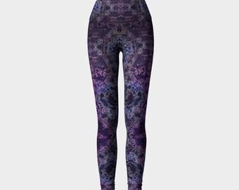 Yoga Legging 6-12-6