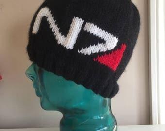 N7 Mass Effect Hat