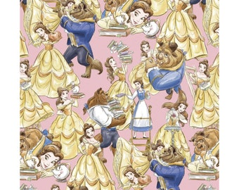 Disney Beauty and the Beast, Belle & the Beast Packed, Character toss, yard