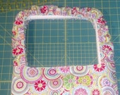 "May BONUS special sale.  Trulyn2stitching Designs Q-Bootie©, fits 8x11"" qsnap frame."