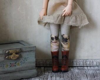 Just A Mops Blythe DollStockings