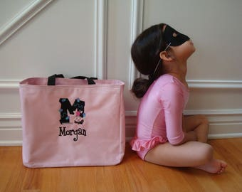 Special listing for Natalie Limbach- Personalized Gymnastics Tote Bag Great Gift