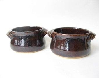 French Onion Soup Bowls Set of 2 Discounted Price