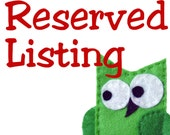 Reserved for ehanks2208