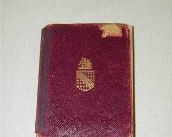 Antique Shakespeare Measure for JM Dent London 1909 Book 12905