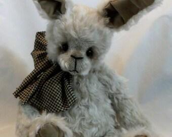 "OOAK artist made bunny rabbit ""Harvey"" - JRB Creations"