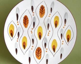 Stangl Amber Glo Salad Dessert Plate