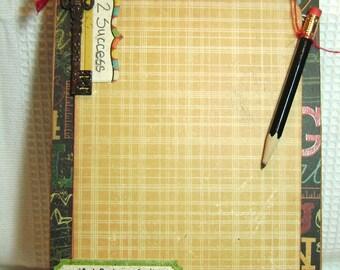 Clipboard School - Teacher Notes - Kitsnbitscraps