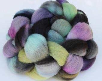 """BFL Wool  Spinning Fiber, 4 oz, """"Emerge"""""""