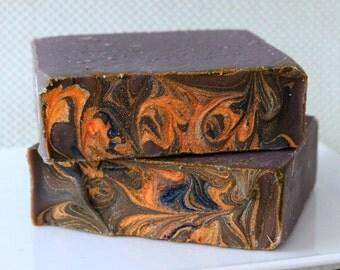 Cedar & Amber Cold Process Soap