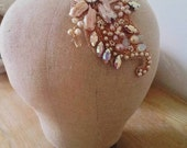 BERENICE headband, RESERVED for Stevie only, to match my Berenice sash