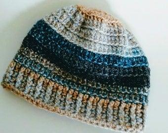 Unisex hat,Womens hat, mens beanie,crochet