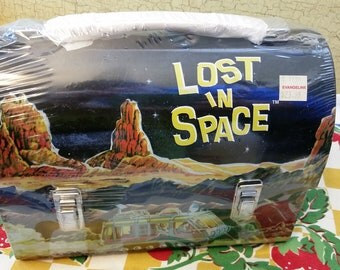 lost in space lunchbox