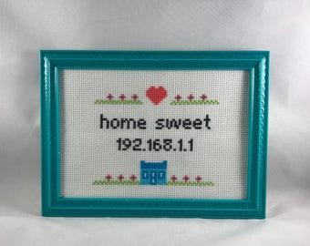 Home Sweet 192.168.1.1