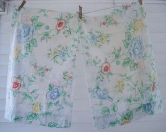 Pair of floral pillowcases - Lady Pepperell