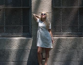 Gurly Linen Dress