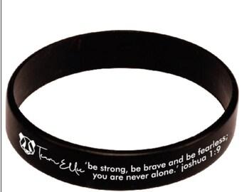 PANDAS fundraising silicone bracelets