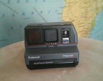 Polaroid Impulse Camera