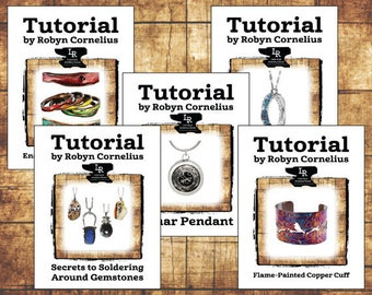 All Nineteen Jewelry Tutorials Package Special!