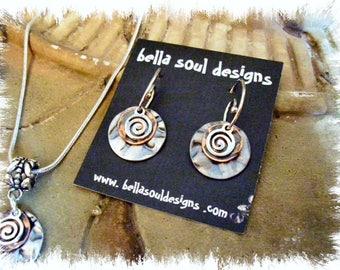 DIY handcrafted EARRINGS by Bella Soul