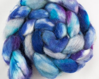Melody - Blue Faced Leicester Top Untreated 4oz
